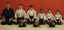Youth Kendo Class